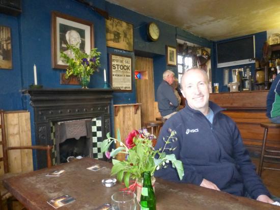 Glin, Irlanda: un pub authentique
