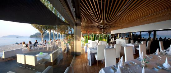 """Restaurante Terraza  """"Bahía Poniente"""""""