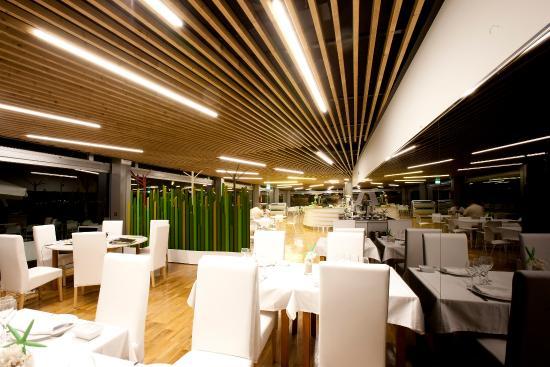 Comedor luces: fotografía de Restaurante Terraza \