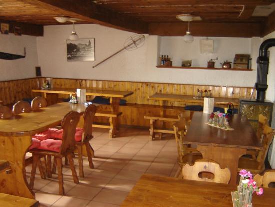 Interieur Du Restaurant Picture Of Buvette Des Monts De