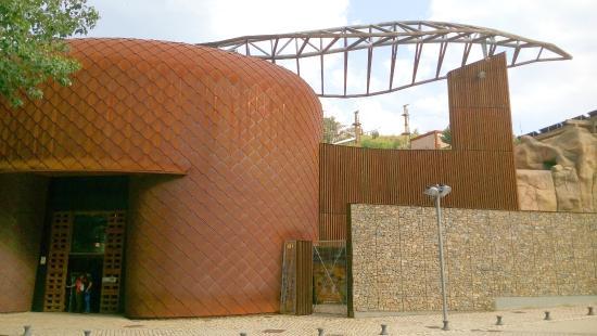 La Rioja, إسبانيا: Acceso al Barranco Perdido