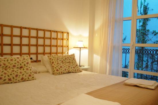San Marcos Apartamentos: Dormitorio