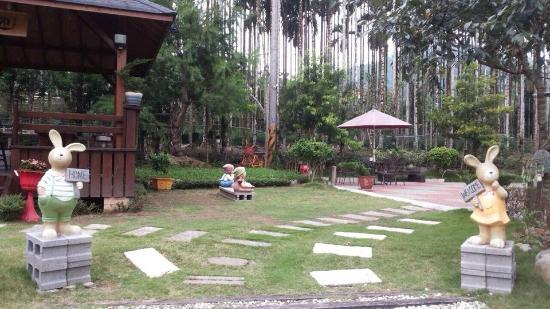 Yu-Jue Holiday Villa: 御爵度假山莊內部