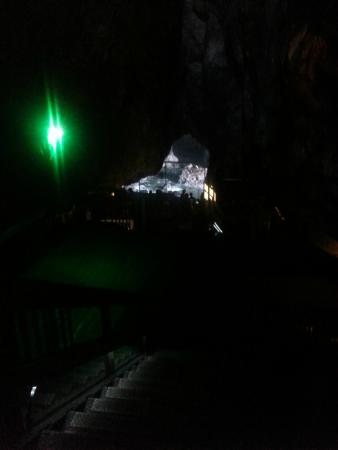 ฟลอเรนซ์, ออริกอน: over view Sea Lion Cave in Florence, OR