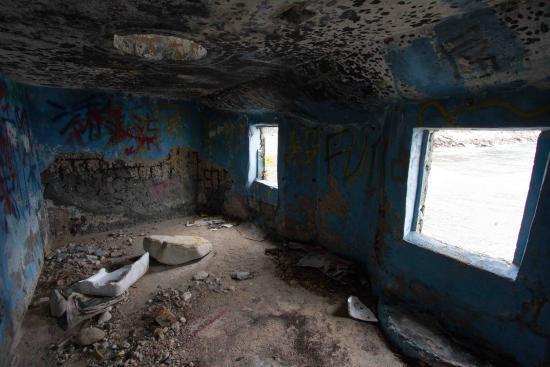 NineXplorer Private Tours: Inside A World War 2 Era Bunker