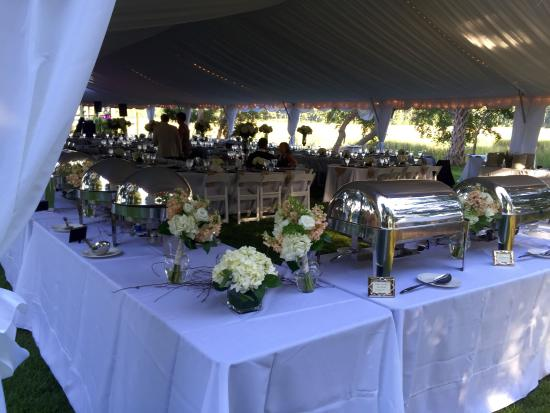 Roy's Place Cafe & Catering : 6.20.15 Wedding