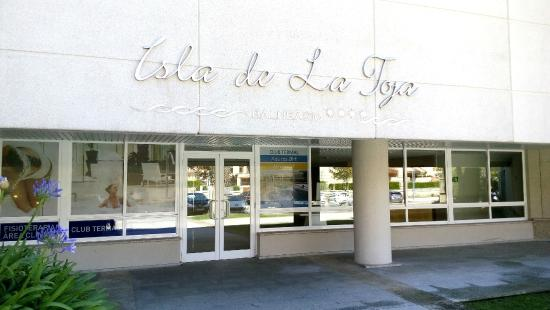 Spa and Thermal Club La Toja