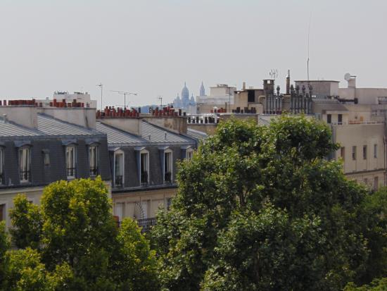 Hotel Ermitage: view