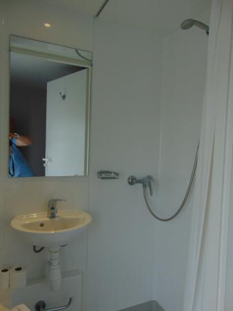 Hotel Ermitage: bathroom