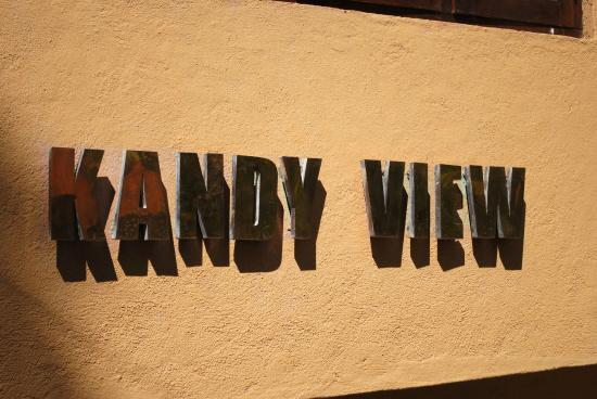 ‪‪Kandy View Hotel‬: Sign‬