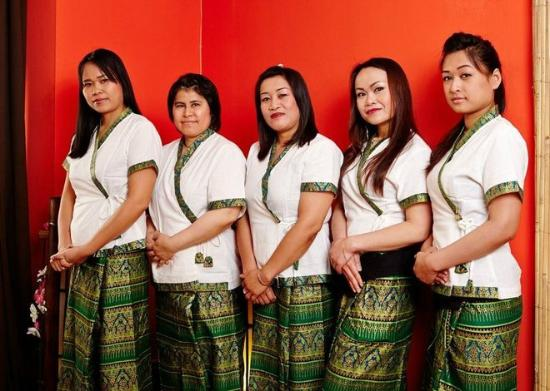 thai massage prag