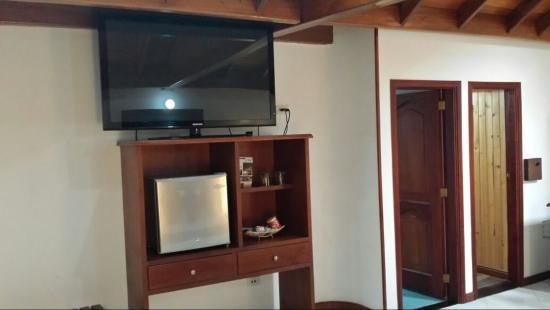 Blu Inn Hotel: Habitacion