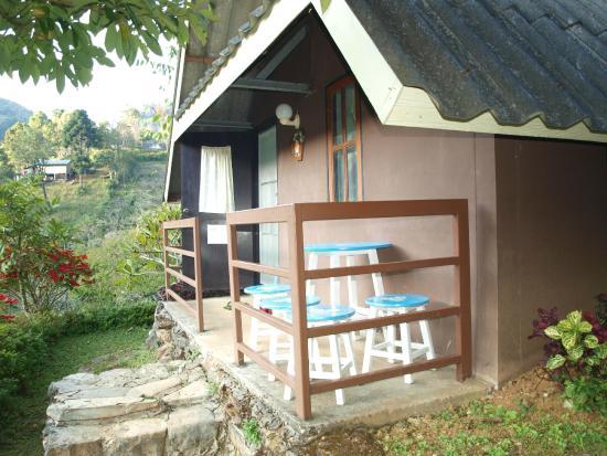 Bang Luang Resort : บ้านพัก
