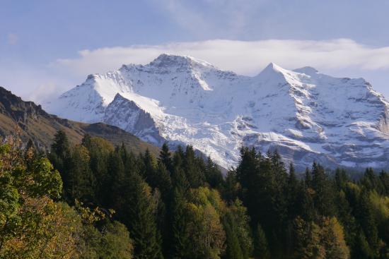 Chalet Acheregg : Jungfrau