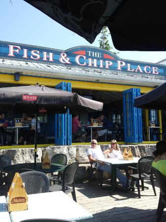 The fish chip place picture of the fish chip place for The fish place