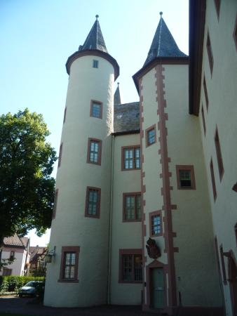 Lohr am Main, Germany: Lohr Castle