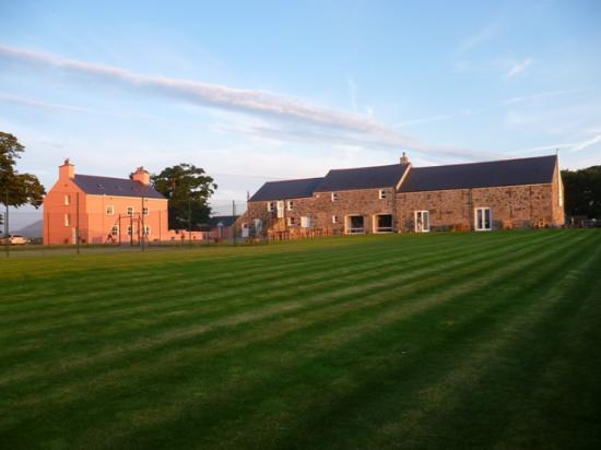 The Outbuildings: Relax in this peacful setting