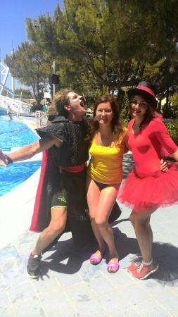 Lykia World & Links Golf Antalya: Ребята из анимации молодцы.Всем им большое спасибо!