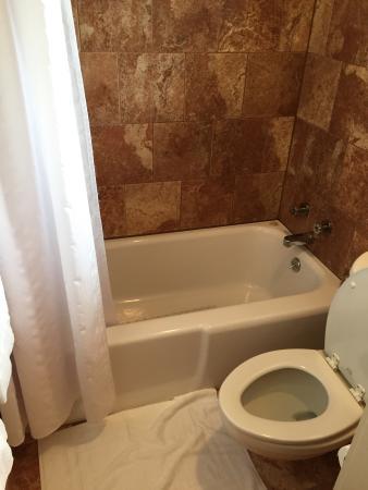The Grove, West Seattle Inn: Bathroom