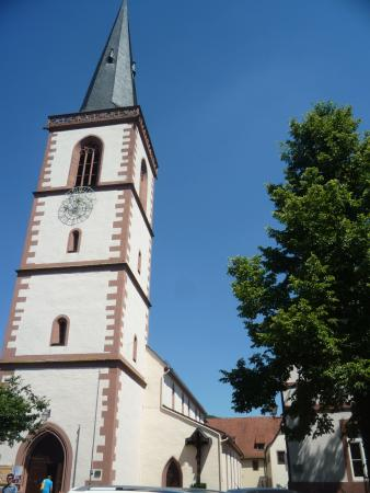 Lohr am Main, Jerman: St. Michael Church