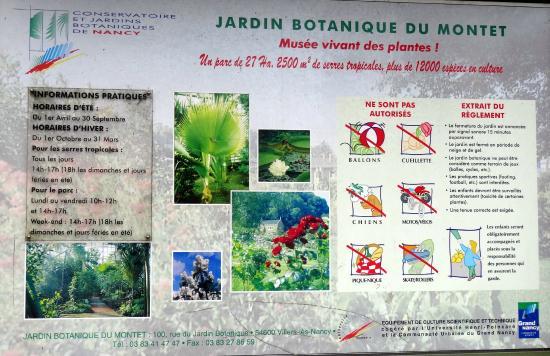 Jardin Du Montet Photo De Jardin Botanique Jean Marie Pelt