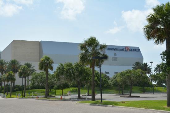 American Bank Center Convention Center