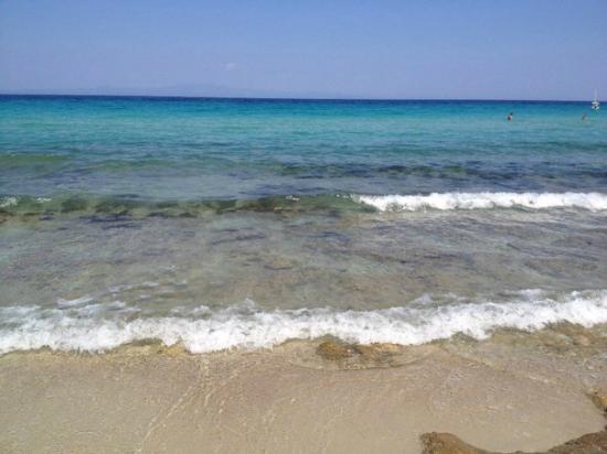 παραλία Άφυτος