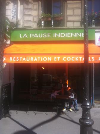 Fast Food Indienne Paris
