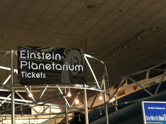 Einstein Planetarium