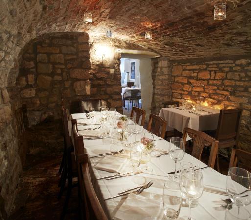 Underground Private Dining Room Picture Of The Cellar Door Durham