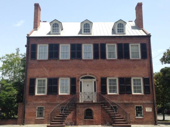 Davenport House Museum: Charming home