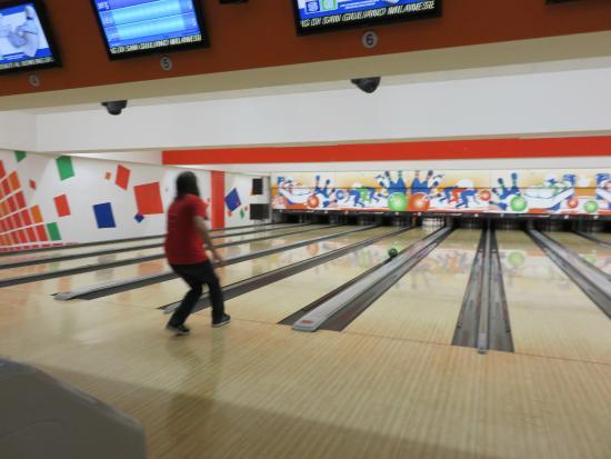 San Giuliano Bowling