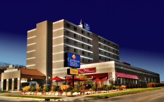 Rochester, MN: Centerstone Plaza Hotel