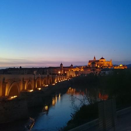 Roman Bridge: Puente Romano