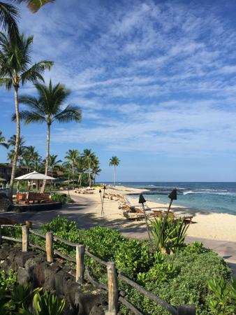 Four Seasons Resort Hualalai Beach At Haulalai