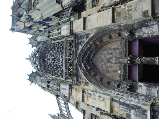 Église Saint-Jacques : FACADE
