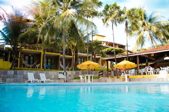 Hotel Tubarao: Piscina