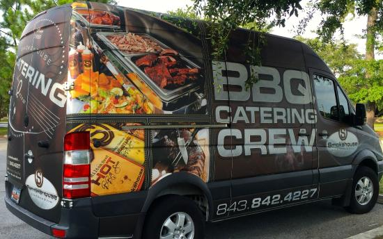 The Smokehouse: Call us for Events Big or Small