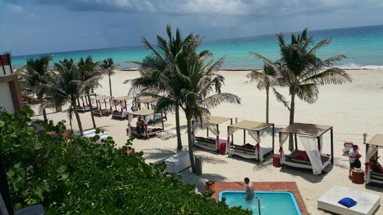 Grand Oasis Cancun Beach View