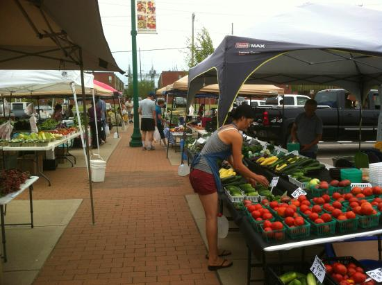 Fort Smith, AR: Market Day, Summer