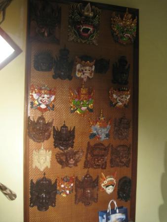 Masters of Bali: На любой вкус маски.Но за качеством следите.