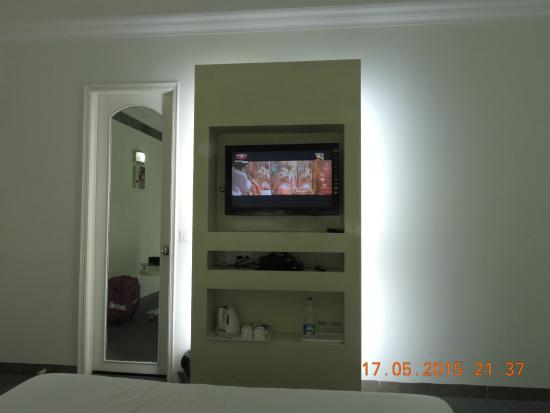 Aagami Hotel: Room Pic
