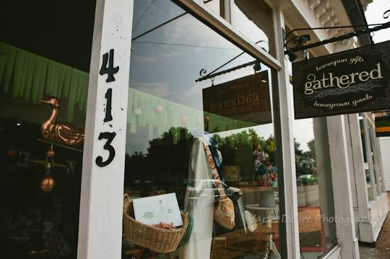 Gathered: Shop Exterior