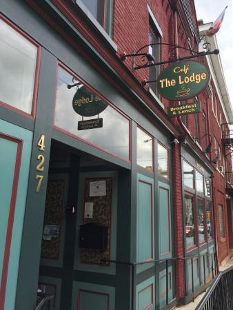 Cafe the Lodge
