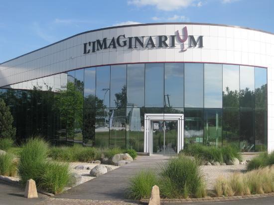 L'Imaginarium : El edificio del Imaginarium