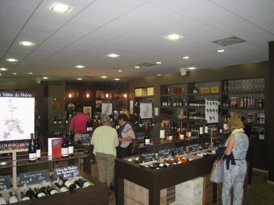 L'Imaginarium : La tienda de vinos