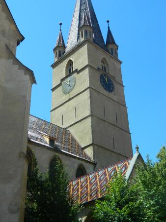 ‪Lutheran Evangelical Cathedral & Tower‬