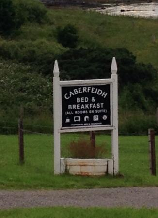 Caberfeidh Bed & Breakfast : Pictures of Caberfeidh B&B and it's Breath taking views !! First Class.