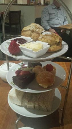 The Brasserie: Afternoon Tea