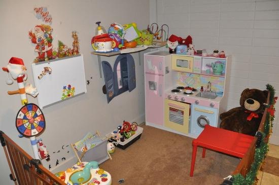 Just Delicious Bistro : Kids Room